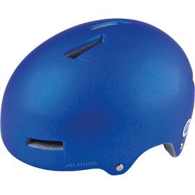 Alpina Airtime casco per bici blu